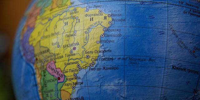 代表的な産地はブラジル
