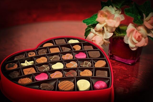 バレンタインチョコレートはNG?